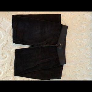 Juicy couture Black Valore pants size medium